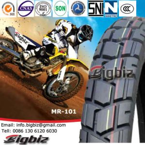 Cheap Price 3.00-18 3.00-17 Motorcycle Tire/Tyre with Tube pictures & photos