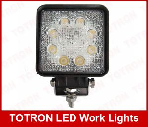 24W 24V 12V LED Work Light pictures & photos