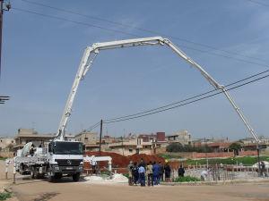 42M Truck Mounted Concrete Pumps