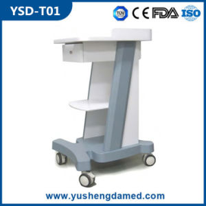 Hot Sale Portable Ultrasound Scanner Trolley pictures & photos
