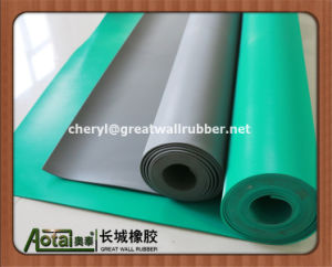Reach Certificate TPE Yoga Mat, TPE Sheet, TPE Floor Mat pictures & photos