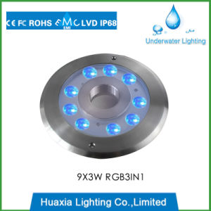 Landscape Lighting RGB LED Light Water Fountain Light pictures & photos