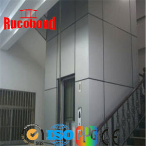 Marble ACP Cladding Wall Aluminum Composite Panel (RCW130507) pictures & photos