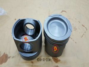 Top Quality Auto Part Piston 6240-31-2150 for S6d170 pictures & photos