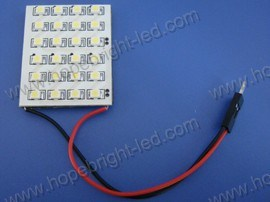 3528 SMD LED Interior Light (PCB-4032-24X-3528SMD), LED Car Light, LED Licence Lights