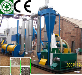 Mobile Biomass Pelleting Plant (100-1000KG/1H)