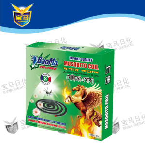 Baoma Black Mosquito Coil (Original factory) pictures & photos