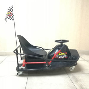High Power 500W Brushless Motor Electric Go Kart Adult Tricycle pictures & photos