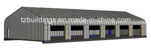 Pre-Engineered Steel Structure Construction Warehouse pictures & photos