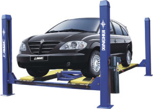 Four Post Lift for Wheel Alignment (4QJY-3500B/4000B)