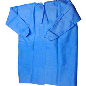 Disposable Medical Gown/Surgical Gown/Islation Gown/Lab Gown pictures & photos