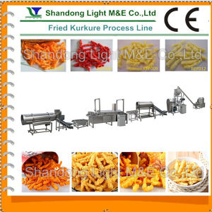 High Quality Automatic Extruded Fried Corn Kurkure Machine pictures & photos