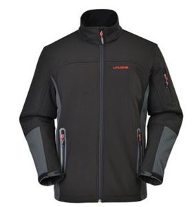 Men Winter Stretch Sport Soft Shell Jacket pictures & photos