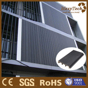 Wood Plastic Composite (WPC) Siding, Cladding, Building Exterior pictures & photos