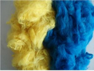 Dope Dyed Polyester Staple Fiber pictures & photos