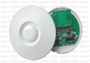 Dual-Tech Ceiling Mount Infrared Detector, Intruder Alarm (CL-40D) pictures & photos