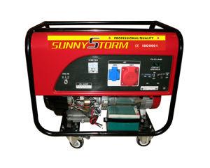 5kw Three Phase Gasoline Generator Set pictures & photos