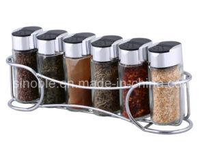 6 PCS Spice Rack Set (KG0505520010)