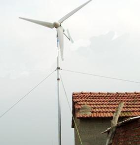 1000W Wind Turbine Generator System pictures & photos