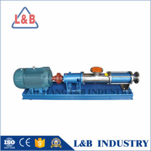 Food Grade G Series Mono Screw Pump pictures & photos