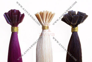 Pre-Bonded Keratin Hair Extension (AV-KH016H) pictures & photos