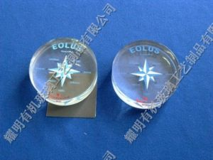 Acrylic Paperweight (YM-003)