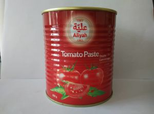 28%-30% Canned Tomato Paste 6 pictures & photos