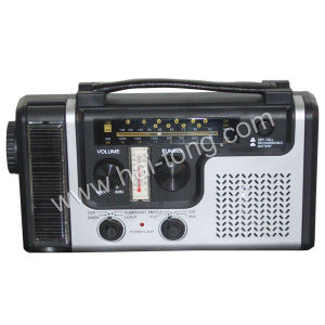Solar Dynamo Radio with TV Band (HT-998D) pictures & photos