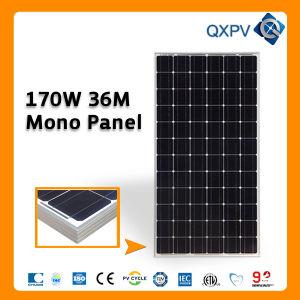 36V 170W Mono Solar Module (SL170TU-36M) pictures & photos