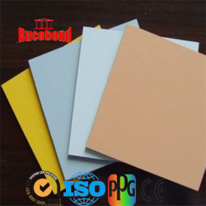 Aluminum Composite Panel Outside Wall PVDF (RCB140335) pictures & photos