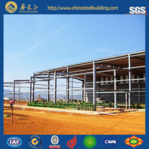 Prefabricated Warehouse/Steel Structure Warehouse (SSW-14302) pictures & photos