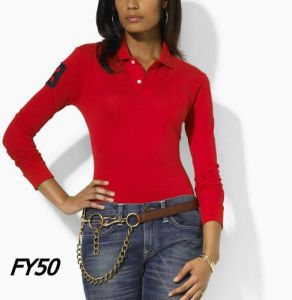 Ladies Long Sleeve T-Shirts pictures & photos