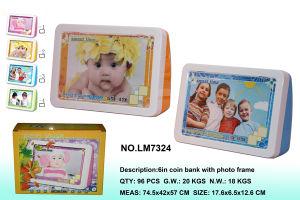 """6""""Saving Box Photo Frame IDLM7324"""