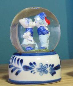 Resin Snow Globe