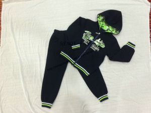 Kids Boy Sportswear Suit with Cambo Print in Children Clothes Sq-6703 pictures & photos