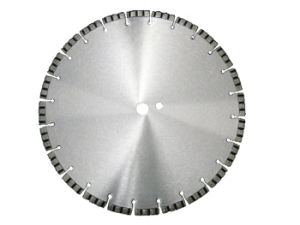Laser Welded Diamond Saw Blades for Concrete Cutting pictures & photos