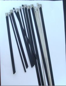 Stainless Steel Cable Tie 2.5*100 pictures & photos