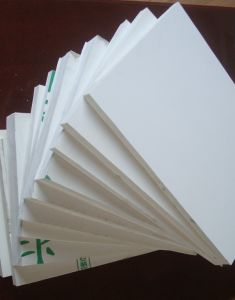 Cell Closed Foam PVC Board 4X8 for Advertising Use pictures & photos