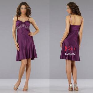 Short Evening Dress (DJ5456)
