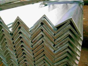 Construction Equal and Unequal Galvanized Steel Angle pictures & photos