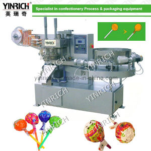 Ball Lollipop Twist Wrapping  Machine (BBJ-II) pictures & photos