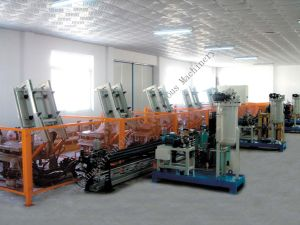 Multi-Mixing Heads Automatic Mixing Additive Color Component Foaming Line pictures & photos