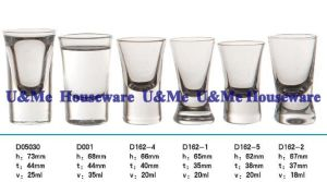 Shot Glasses / Glassware