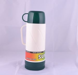 Plastic Vacuum Flask (0803)