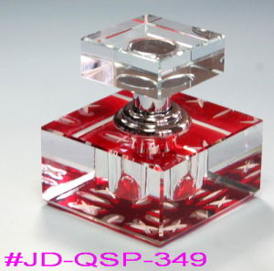Table Decoration Crystal Perfume Bottle (JD-QSP-349) pictures & photos