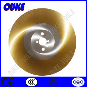 Tin Coating High-Speed Circular Saw Blade pictures & photos