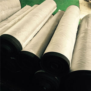 Neoprene Foam Cr Foam Roll with Plastic Bags Packing pictures & photos
