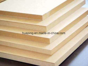 2.5mm Raw MDF/Raw HDF/Plain MDF/Raw HDF/Solid HDF/Plain HDF pictures & photos