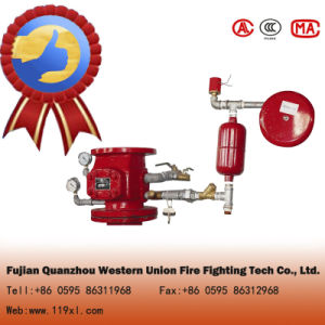 Automation fire system wet alarm valve pictures & photos