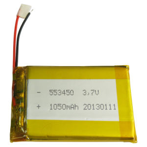 Polymer Lithium Battery Cell for Electric Beauty Tools 3.7V